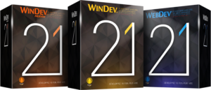 WINDEV + WEBDEV + WINDEV Mobile 21